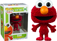 Funko Pop! Elmo Flocked