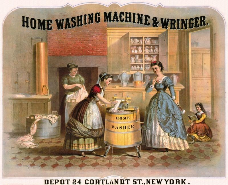 nathaniel briggs washing machine