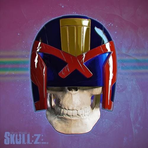 05-Judge-Dredd-Oliver-Wetter-aka-fantasio-Skullified-Personalities-www-designstack-co