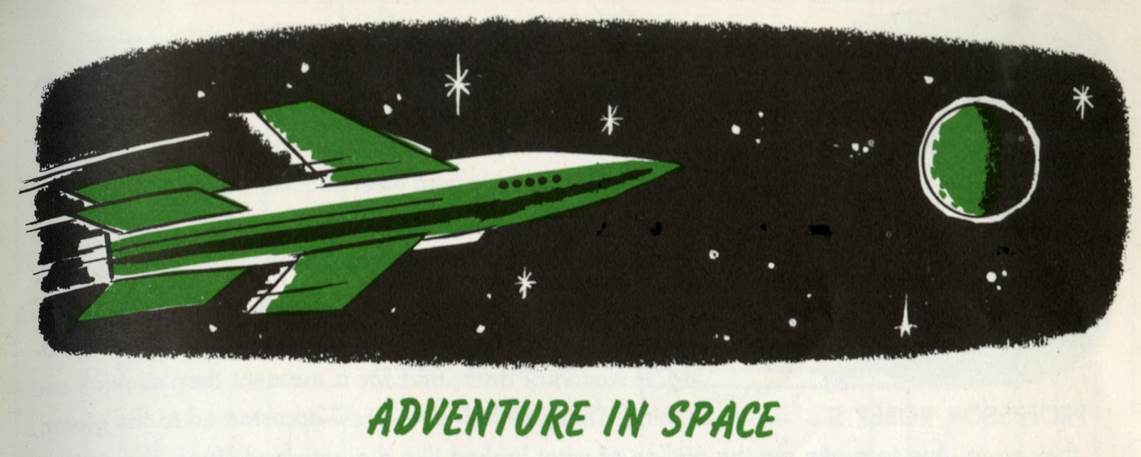 dreams of space books and ephemera march 2013