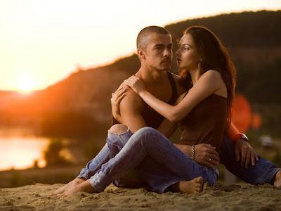 fotos de enamorados apasionados