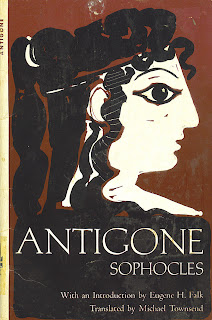 the role of women in the play antigone by sophocles Role of women in antigone essaysthe feminist movement has generally, and often successfully, sought equality between sexes for example, the women's movement has won women the right to vote, moved women out of the kitchen, and, in many ways, made women socioeconomically competitive with men.
