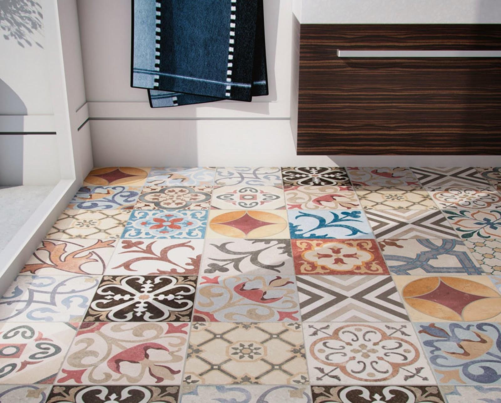 Caderno Pampa de Bagé: Decoração e Construção III Edição :: 20  #28445C 1600x1288 Banheiro Com Porcelanato Concreto