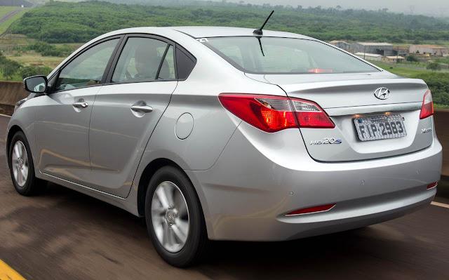 Hyundai HB20S sedã