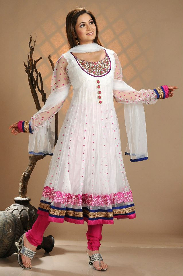 Indian anarkali frocks fashion 2013 2014 anarkali frocks Fashion style in pakistan 2013