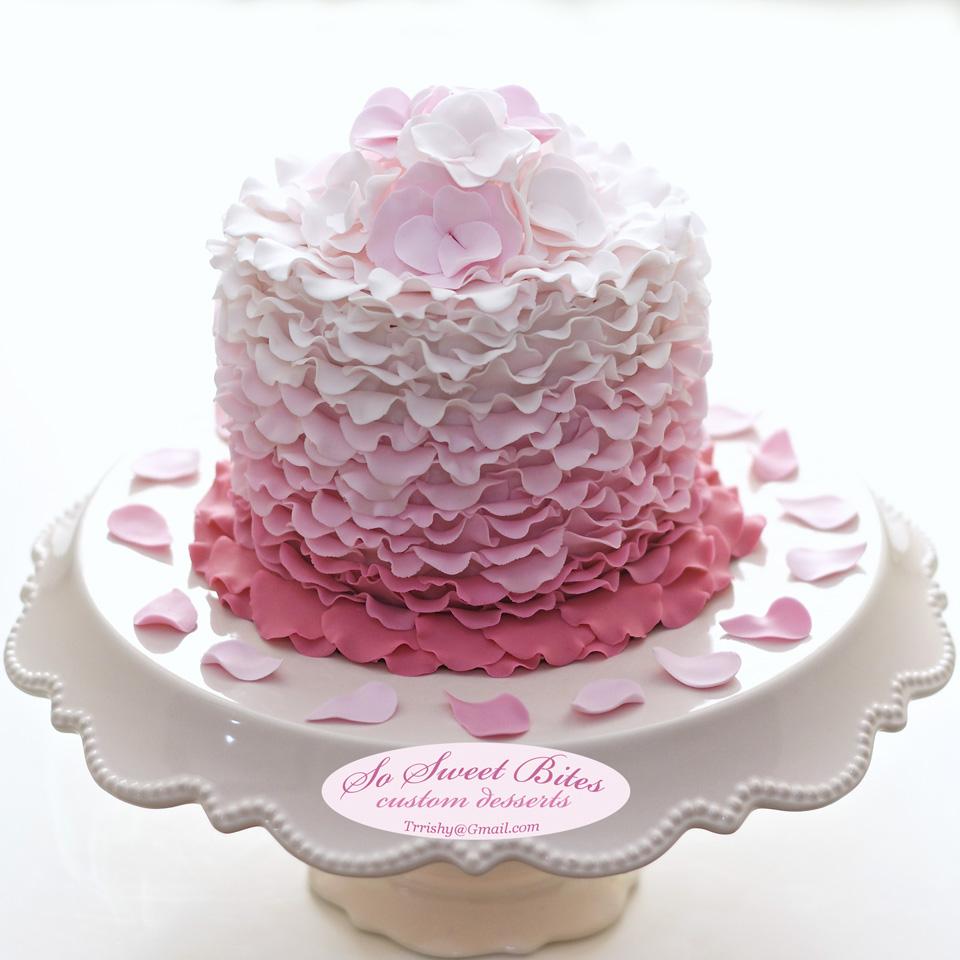 petals cakes