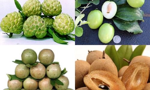 Những trái cây càng ăn càng nổi mụn