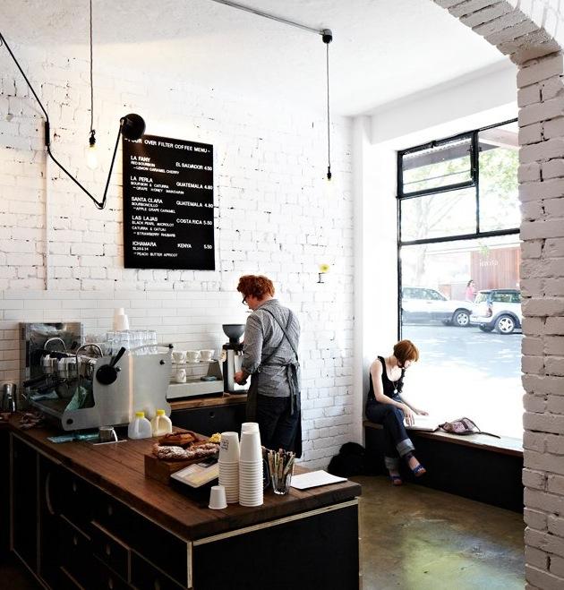 Hommie: Market Lane Coffee Shop