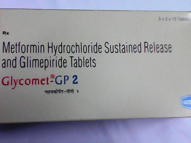Glycomet Tablets Side Effects