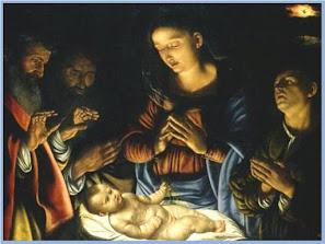 BENDITO SEA EL NIÑO JESUS