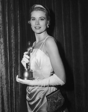 When Grace Kelly won the Academy Award for Best Actress for u201cThe Country Girlu201d in 1954 she turned heads in a gorgeous sea foam gown designed by famed ...  sc 1 st  The Marilyn Johnson Sewing Design Studio & Feature Friday: How to dress like Grace Kelly | The Marilyn Johnson ...