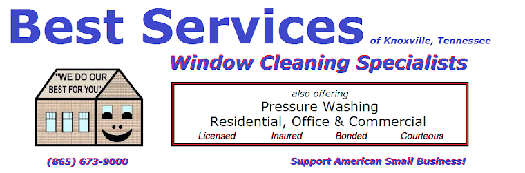 Window Cleaning Knoxville TN