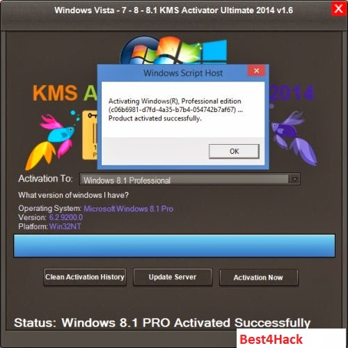 windows Activator Ultimate