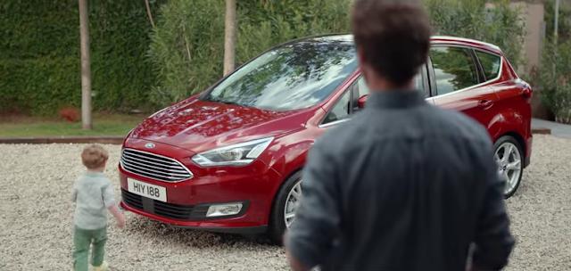 Canzone pubblicità nuova Ford C-Max 2015