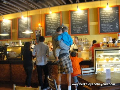 Coffee Bazaar in Guerneville, California