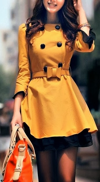 Yellow and Black Style