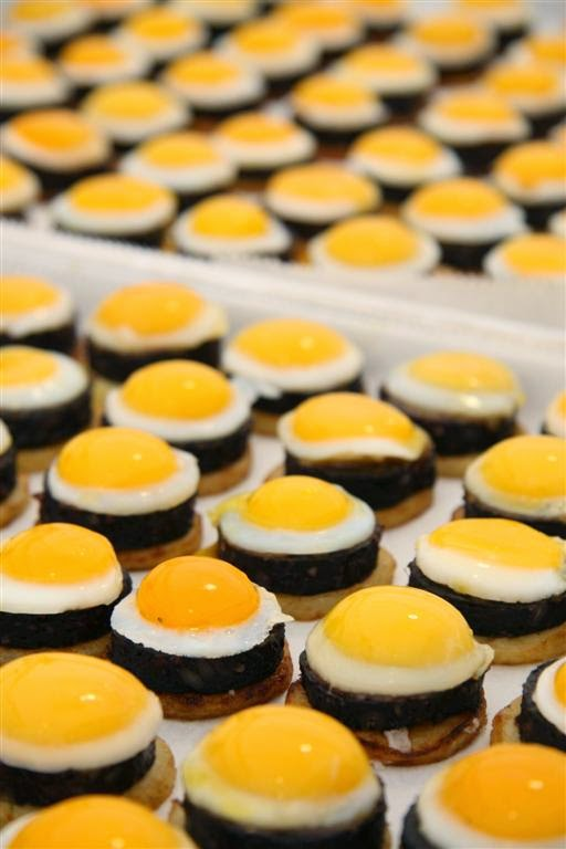 Iso 22000 resource center food allergen management for Quail egg canape