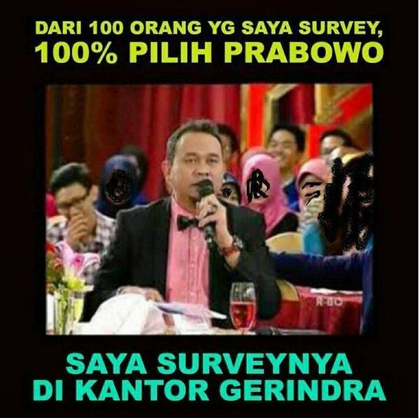 Survey Cak Lontong