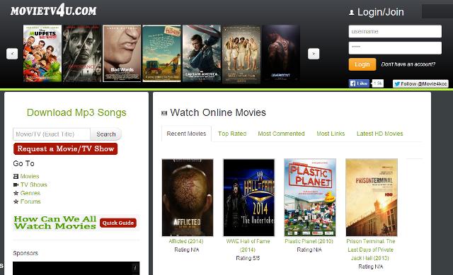 best websites to watch movies online