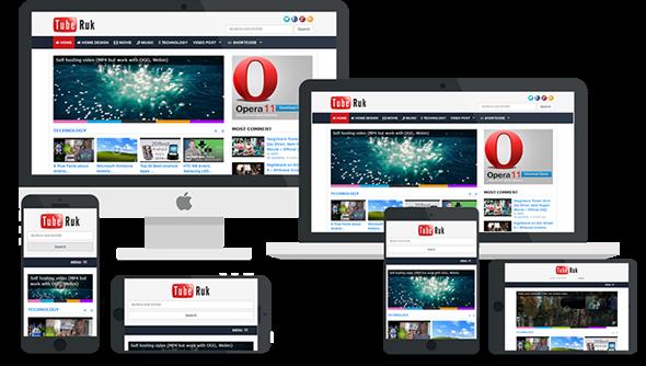 Kentooz - Tuberuk v1.0.4 - Great Video Wordpress Theme with Video ...