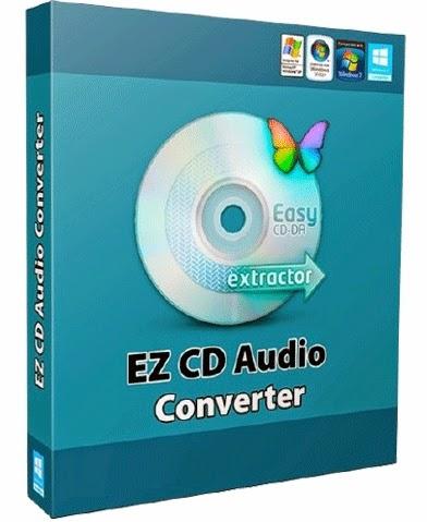 Download EZ CD Audio Converter Free + Portable