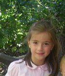 Mi única nieta, Josefina Larrain Rocamora,  que espero quiera seguir los pasos de su Tata
