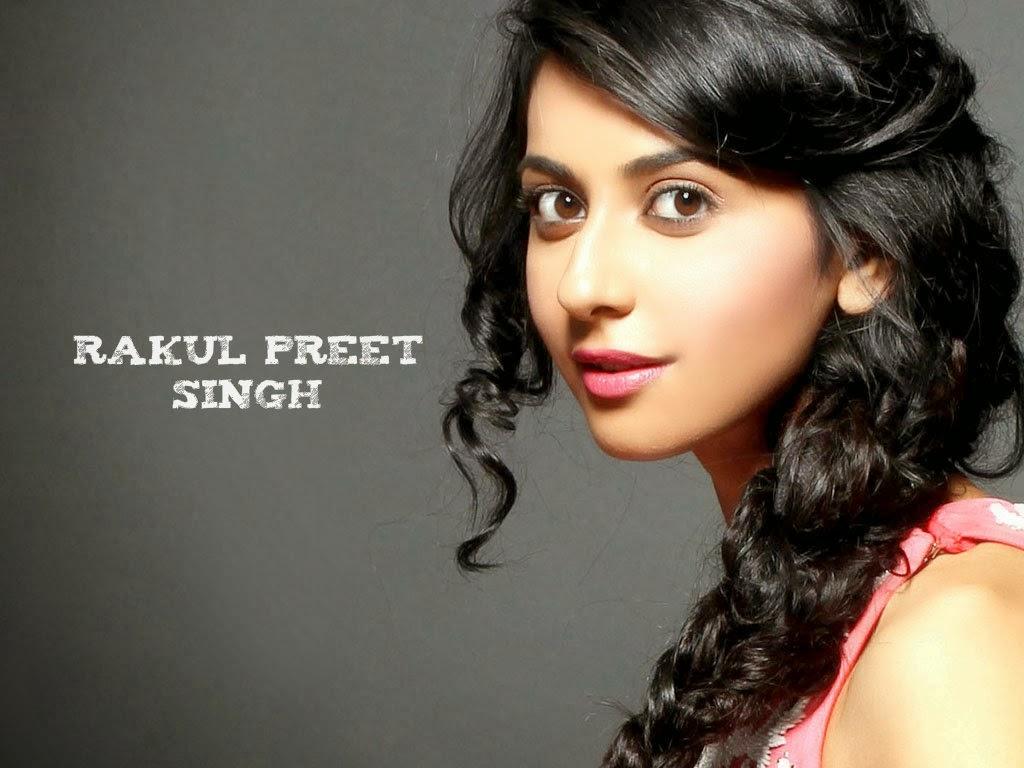 Rakul Preet singh HD Wallpaper for Desktop