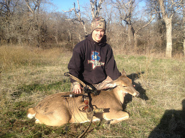 jacob butler first deer with a bow