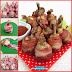 Bacon Wrapped Chicken Lollipops
