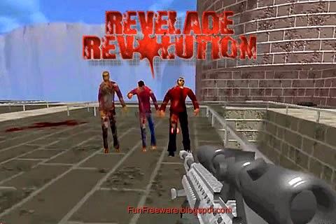 Revelade Revolution Free Fps Screenshot Image