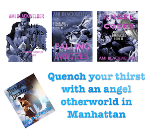 AngelFire Chronicles: 4 book series