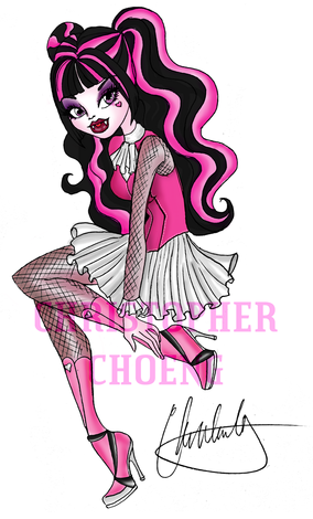 en que programa de la tv pasan monster high