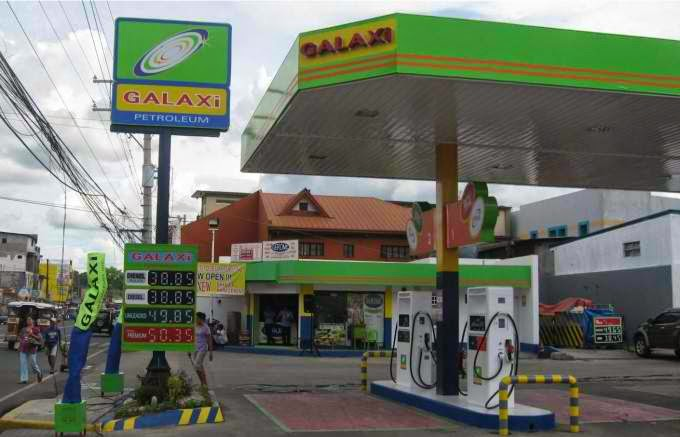 Galaxi Petroleum Gasoline Station