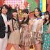 Para Member Warota Kagum Dengan Haruka JKT48 di TV-show Jepang