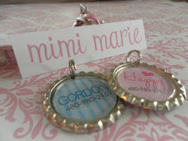 Mimi Marie Pet Tags $5