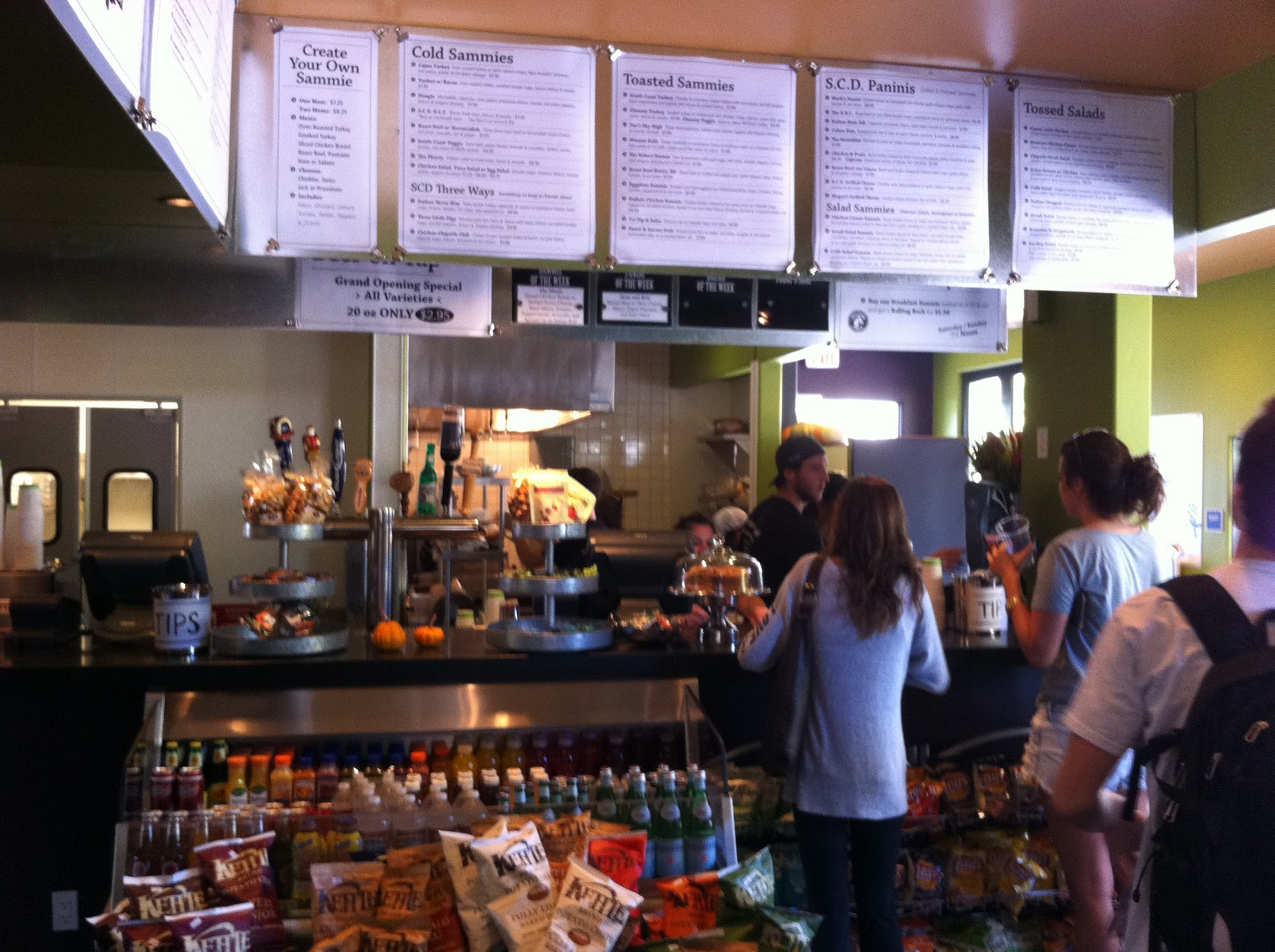 South Coast Deli Isla Vista Ca Is Now Available For Online Ordering
