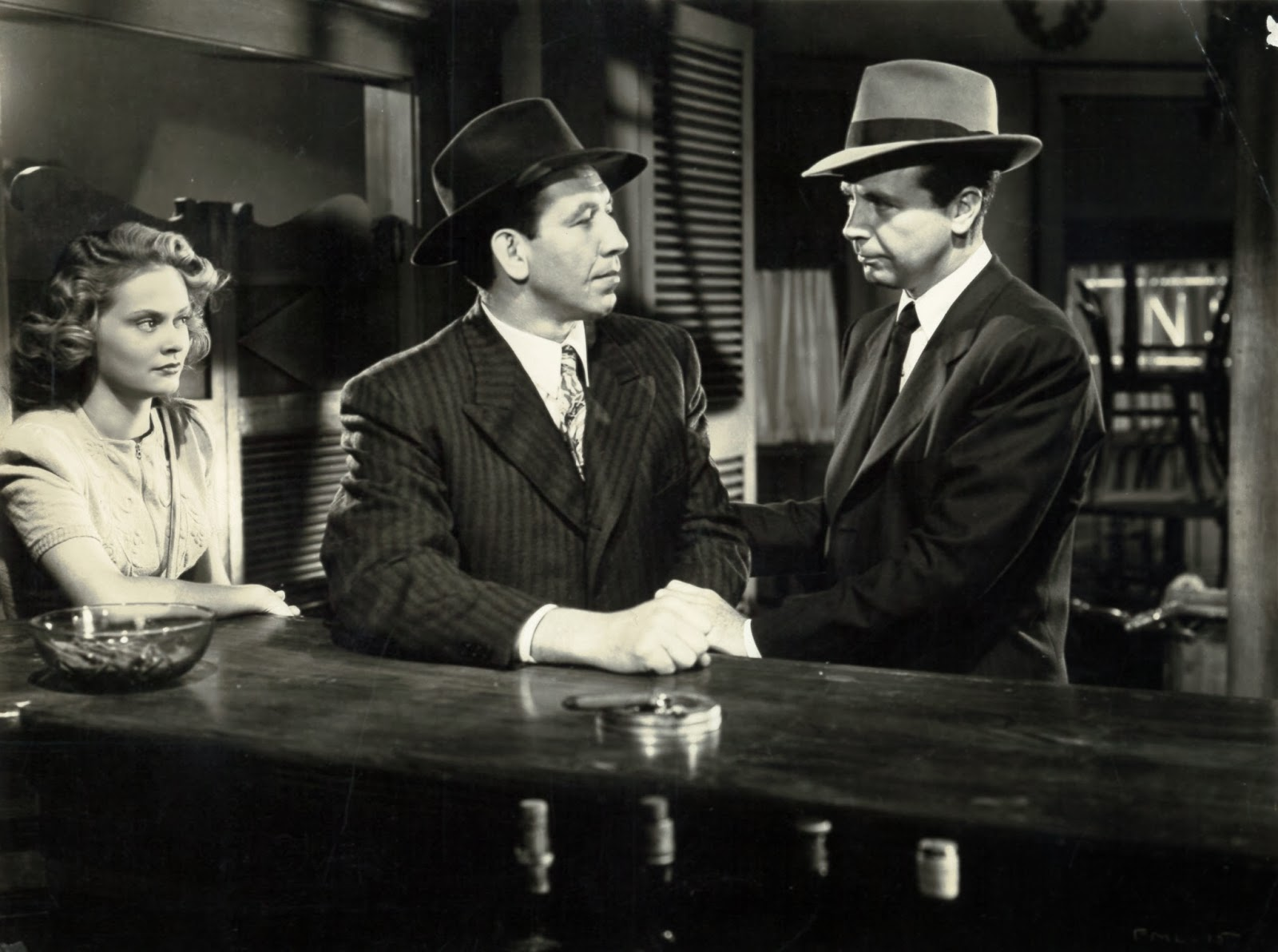 murder my sweet analysis To celebrate the 70th anniversary of film noir's landmark year, we're looking at the six key noirs of 1944: double indemnity, laura, murder my sweet, phantom lady.