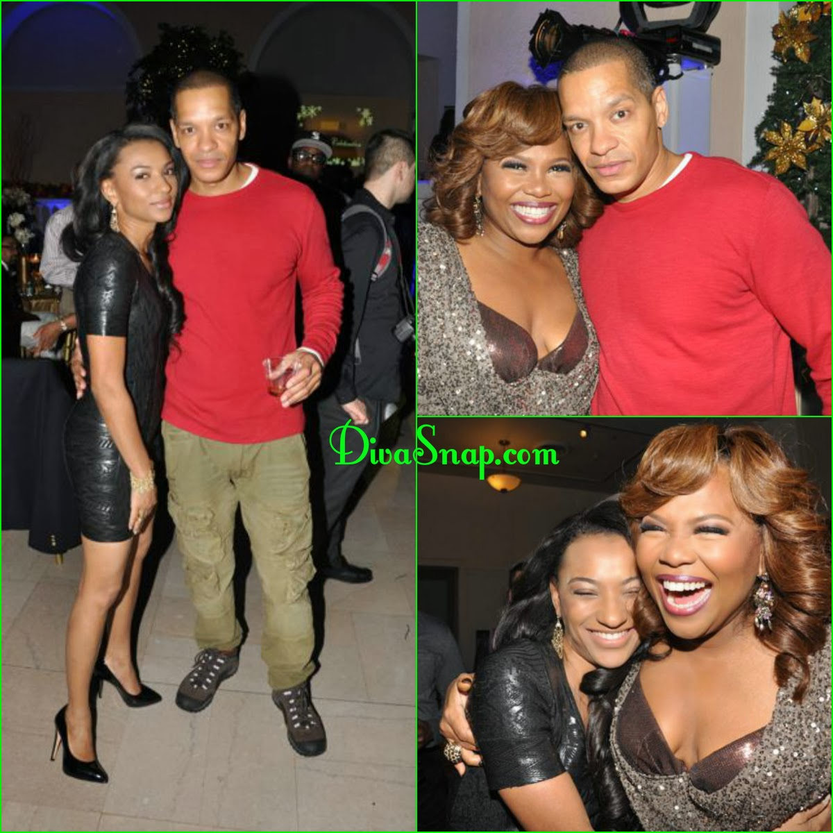 TARA & PETER GUNZ WAS ALL UP IN THERE TOGETHER - DivaSnap.com