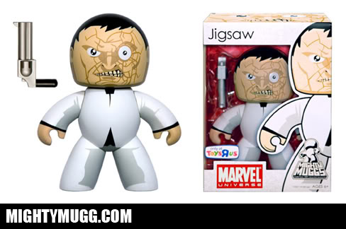 Jigsaw Marvel Mighty Muggs Exclusives - Mightymugg.com
