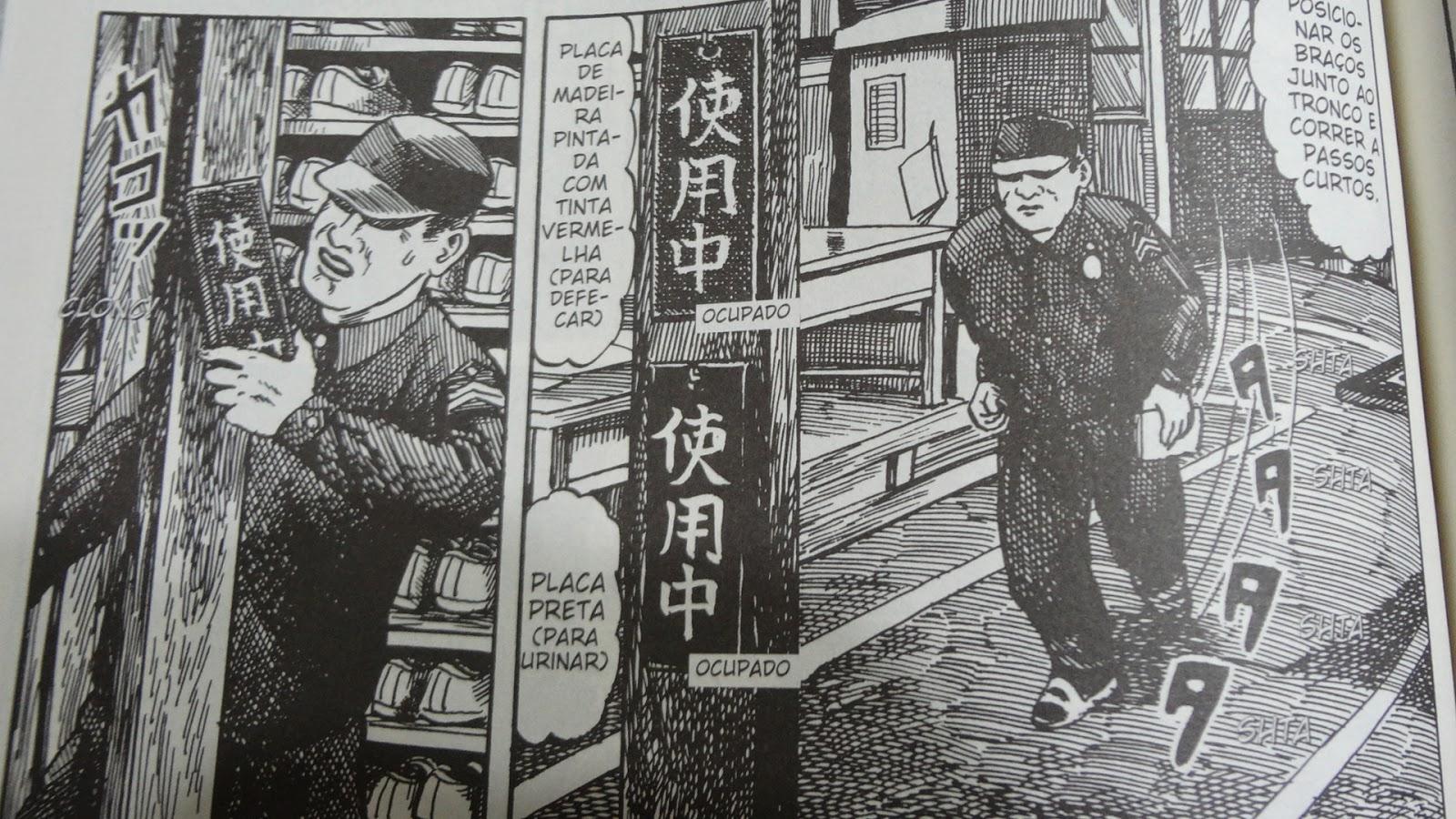 Na Prisão disciplina e comida no Japão panis et libris #6C6C5F 1600 900