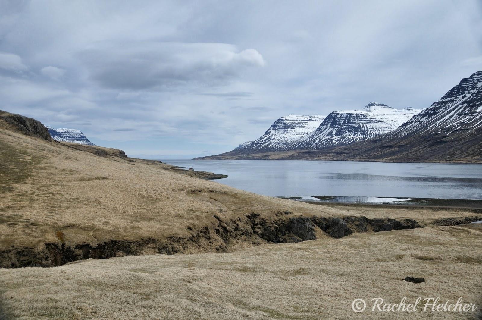 Outskirts of Seyðisfjörður