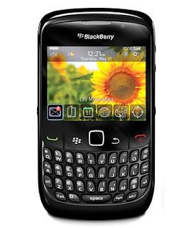 Blackberry Curve 8520 Tienda Claro Perú