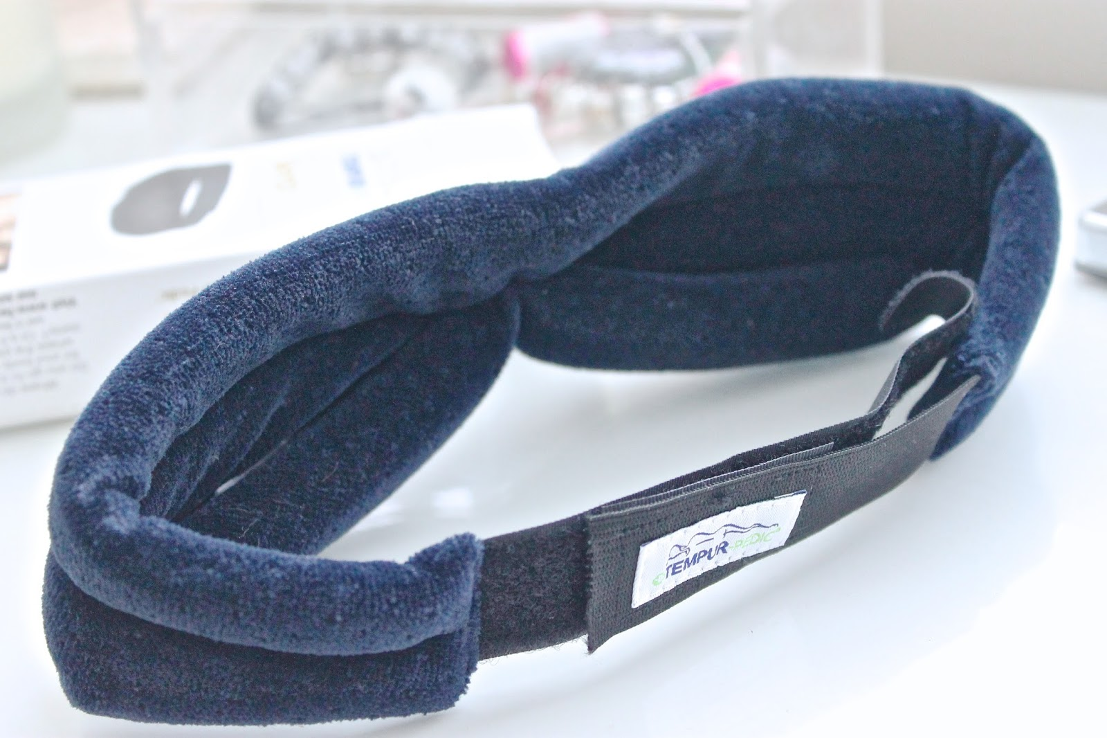 sleep mask, tempur sleep mask