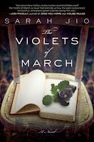the violets of march sarah jio cover