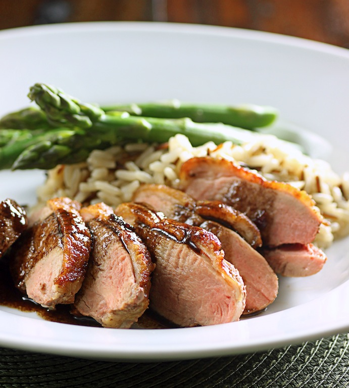 breasts a la d artagnan recipes dishmaps duck breasts a la d artagnan ...