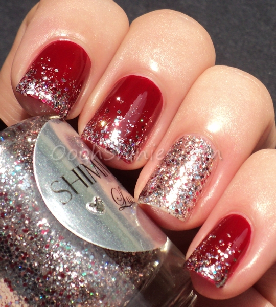 Rimmel London Celebrity Bash Shimmer Polish Lucie