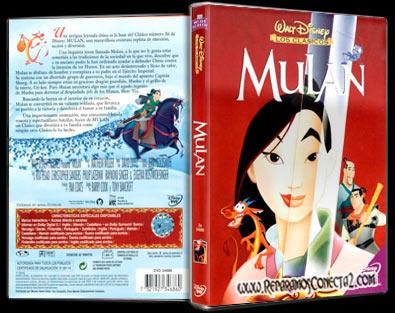 Mulan [1998] español de España megaupload 2 links, 'cine clasico'
