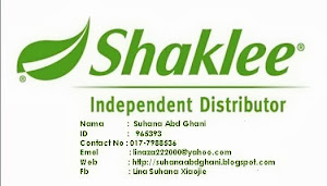 SHAKLEE BADGE