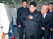 Kim Jongun (center), son of North Korean leader Kim Jong Il (not pictured) . (kim jong il photo biography )