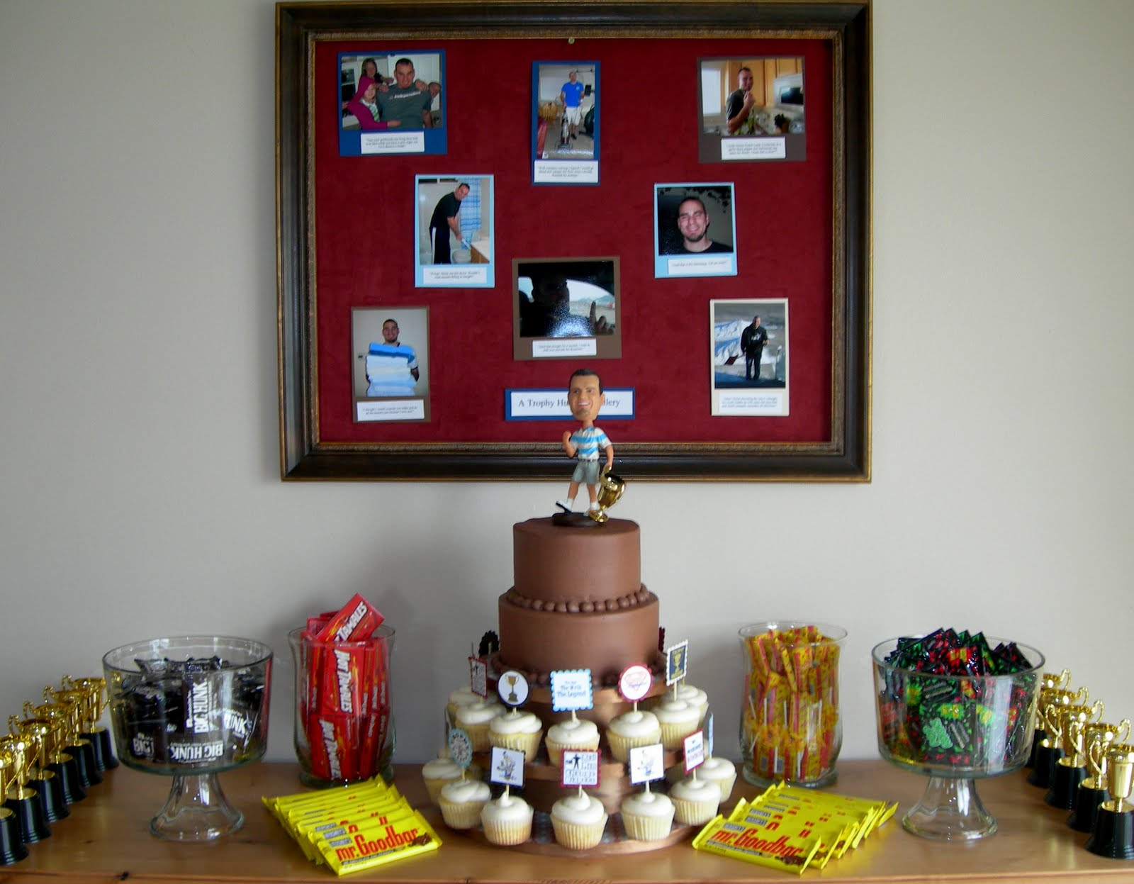 Sweeten your day events 30th birthday party for Room decor ideas for husband birthday